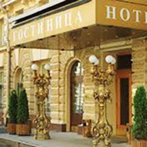 Гостиницы Софийска