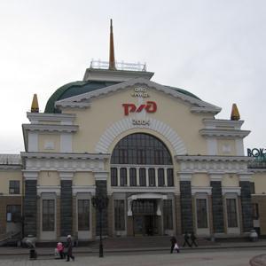 Железнодорожные вокзалы Софийска